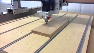 Cnc Router Peck Drilling Cribbage Board