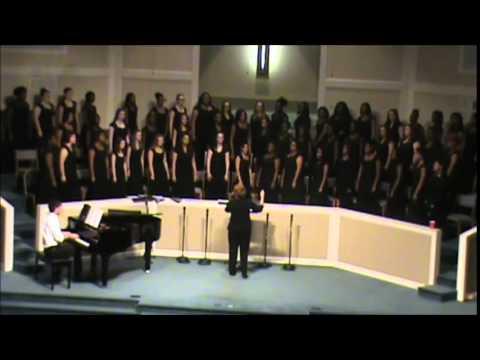 Bolton HS Women's Choir - Dancing Queen 10/27/14