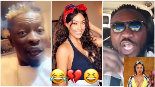 Shatta Wale send strong W@rning to DKB, to stay away from Actress Nicky Samonas