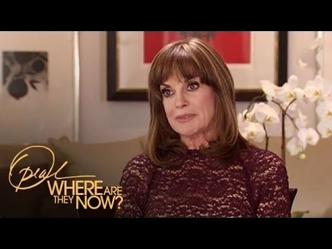 How Larry Hagman Defended Dallas CoStar Linda Gray  Where Are They Now  Oprah Winfrey Network
