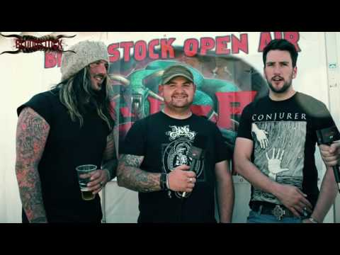 GARGANJUA Interview - Bloodstock 2016