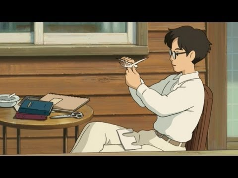 THE WIND RISES Trailer | Festival 2013