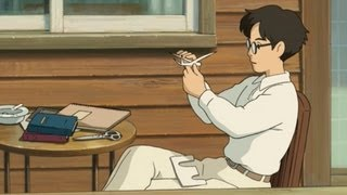 Repeat youtube video THE WIND RISES Trailer | Festival 2013