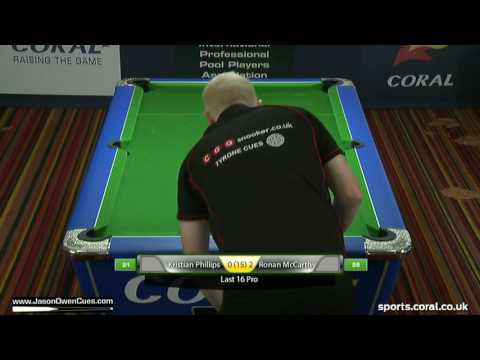 MUST SEE: IPA Tour: European Open 2016 PHILLIPS V McCARTHY