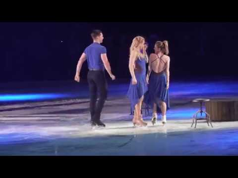 Shape of You   Nathan Chen & Ashley Wagner   2018 Stars on Ice