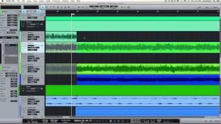 Joe Gilder's Studio One Tutorial Series Episode 14: Advanced Editing