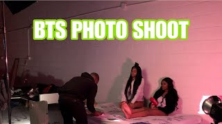 bts photo shoot | + RANT