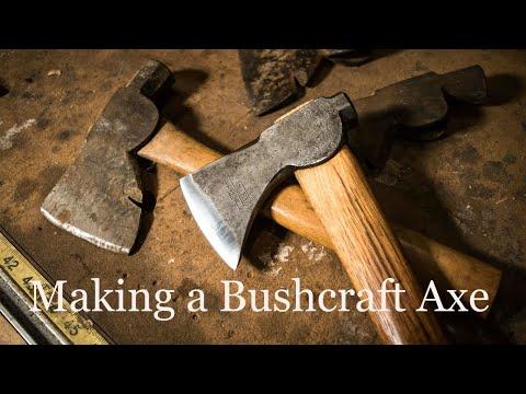 Making a Bushcraft Axe