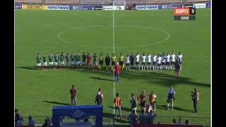México vs Inglaterra final torneo esperanzas de toulon 2018 en vivo (1 tiempo)