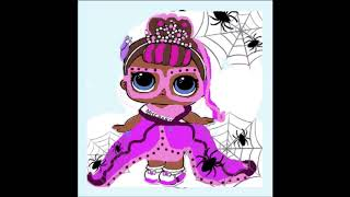 Miss Baby ( Lol Doll) gets dressed for Halloween! by Granny B.