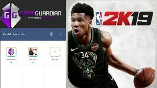 NBA2K19 MOBILE GAMEGUARDIAN NO ROOT LINK DESCRIPTION BELOW