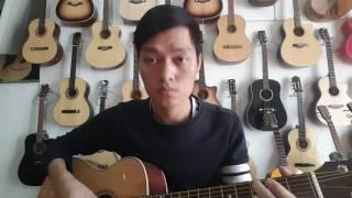2 cây đàn guitar dưới 1tr phù hợp nhất cho người mới