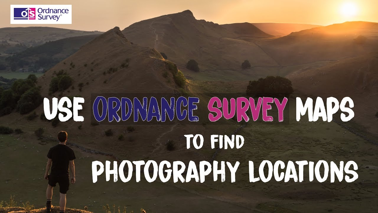 Find INSANE Landscape Photography Locations Using TOPOGRAPHIC MAPS