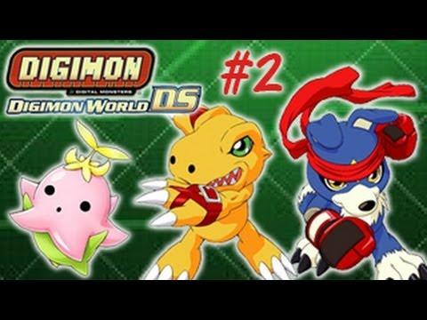 Digimon World DS Walkthrough Part 2 - Angry Ogremon - PakVim
