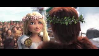 Hiccup Wedding - How To Train Your Dragon 3: The Hidden World