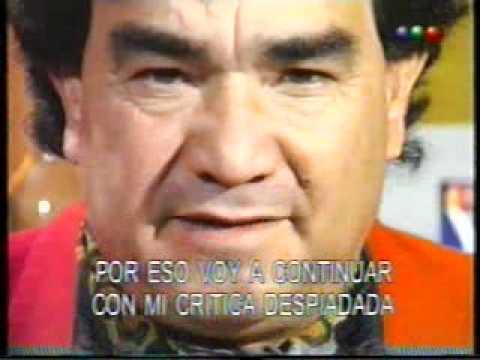 PNP Quintín el crítico de televisión (1999)