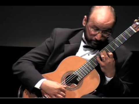 Una guitarra en el silencio