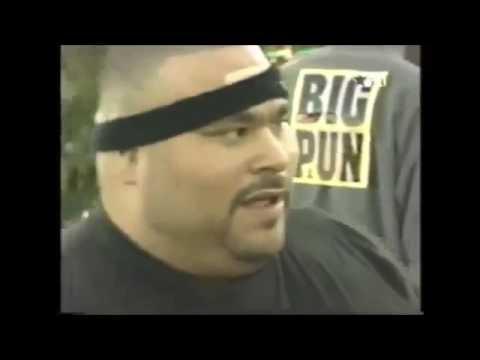 Big Pun Mobb Deep interview 1997 in DC