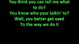 D Generation X   Theme Song   Lyrics