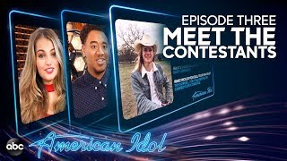 Meet the American Idol Contestants Going to Hollywood - Episode 3 - American