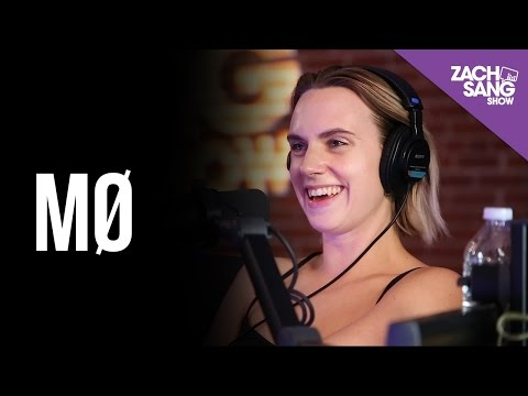 MØ Talks Nights With You, Diplo and Justin Bieber