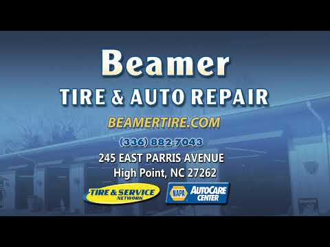Beamer Tire and Auto Repair TV Advertisement