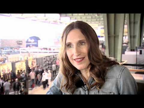 INSTYLE-Chefredakteurin Annette Weber auf der Fashion Week 2012 - Teil 1