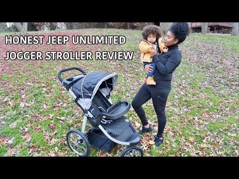 Honest Review On The Jeep Unlimited Jogger Stroller By Delta