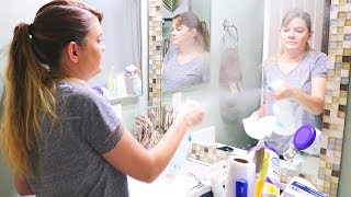 3 NASTY BATHROOMS CLEANING MOTIVATION // CLEANING MOM