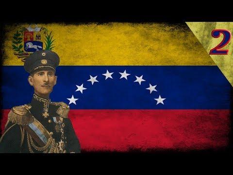 "Heart of Iron 4 -  Viva Venezuela: Venezuela #2 ""Ejercito Venezolano"""