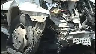 Grav accident in apropiere de Ratus: doua persoane au fost ranite