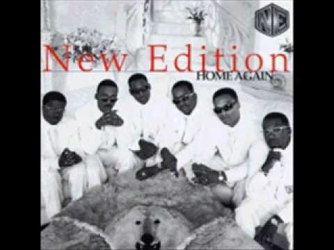 New Edition - You Don't Have to Worry