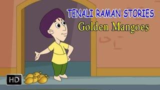 Tenali Raman Stories - Golden Mangoes - Short Stories for Children