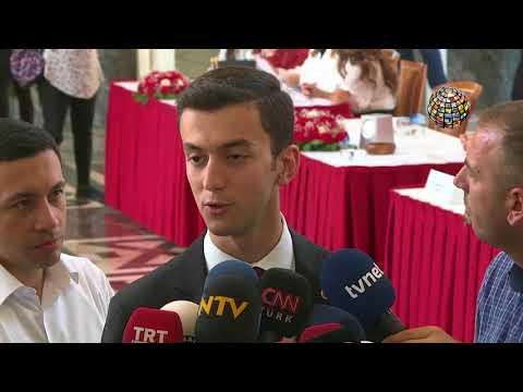 Ak Parti'nin en genç milletvekili Müslüm Yüksel ilk sözleri yorum sizin!