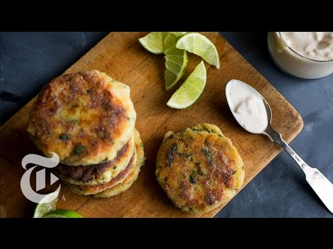 Fish Cakes With Herbs And Chiles | Melissa Clark Recipes | The New York Times