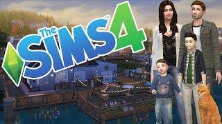 The Sims 4: Wojtek w Małym Mieście #69 Nowy członek rodziny!  60 FPS   gameplay   PL  