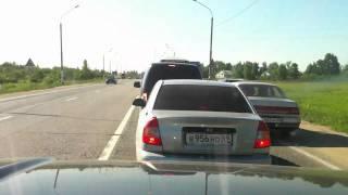Москва - Питер (м10) на машине за 5 минут.