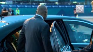 President Jacob Zuma arrives in Brisbane for G20 Summit
