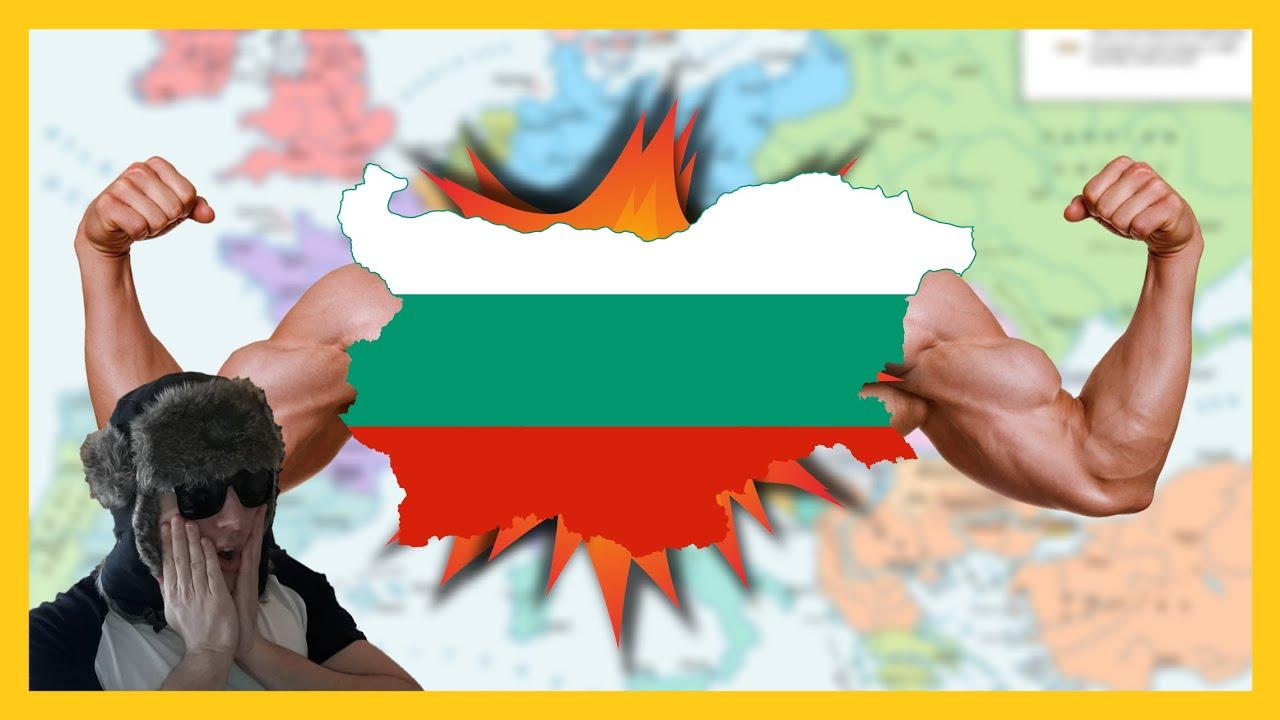 KAKO VRATITI BUGARSKO CARSTVO?   Age of Civilizations 2