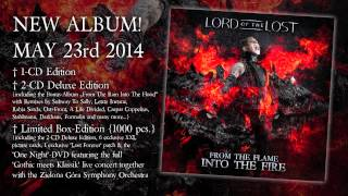 LORD OF THE LOST - From The Flame Into The Fire - ALBUM TRAILER 7