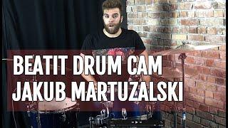 "Drum Cam BeatIt: Jakub Martuzalski (RusT) - ""Be yourself"""