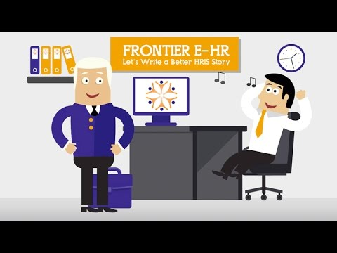 New Human Resource Information System by Frontier e-HR
