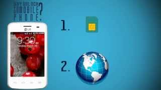 How to Unlock LG Optimus L2 II E435 from AT&T, T-Mobile, Rogers, O2