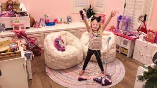 EVERLEIGH'S PLAYROOM TOUR!!! (ALL MY TOYS)