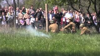 9 мая 2011, г.Изюм, гора Кремянец