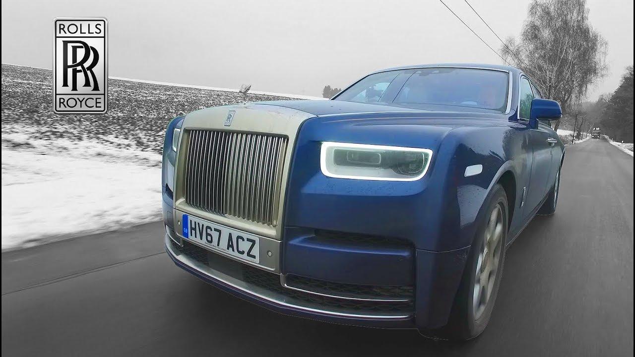 Der NEUE Rolls Royce Phantom 8 | 2018 | Fahrbericht | Fahr ...