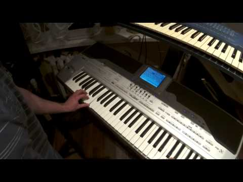 Tiesto - lethal industry keyboard cover (rave mix)