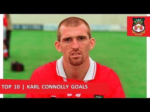 Top 10 Karl Connolly Goals