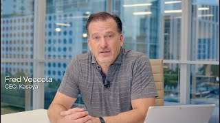 Kaseya CEO Fred Voccola Discusses July 2 Cyberattack (Short Version)