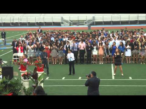 San Ysidro Middle School 2012 Graduation
